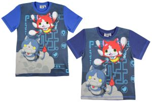 T-Shirt kr. rękaw - YO-KAI WATCH (4R)+