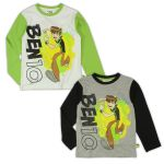 Blouse BEN10 (2) long sleeve