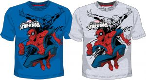 T-Shirt kr. rękaw - SPIDERMAN + 4R