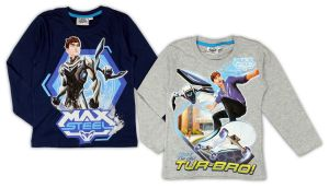 Blouse MAX STEEL long sleeve